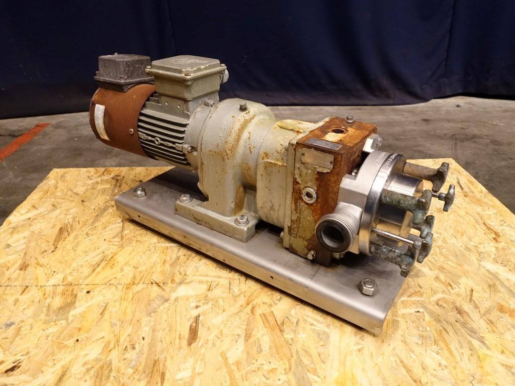Fristam FKF 25 Lobe rotary pumps