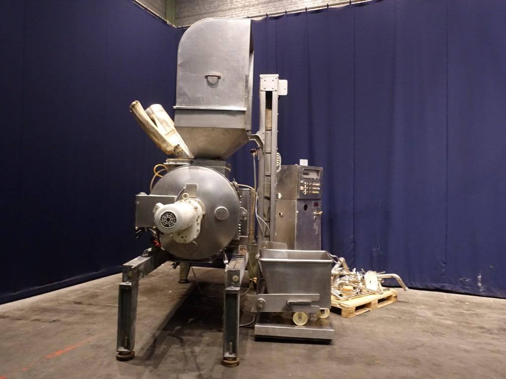 Stephan TK300 Batch mixers
