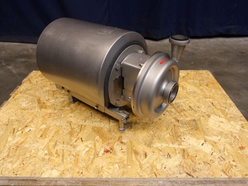 Alfa Laval LKH10/163 Centrifugal pumps