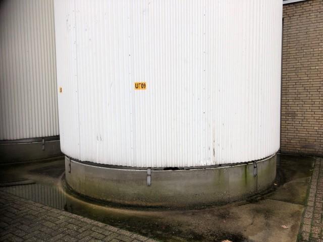 Holvrieka - Storage tanks
