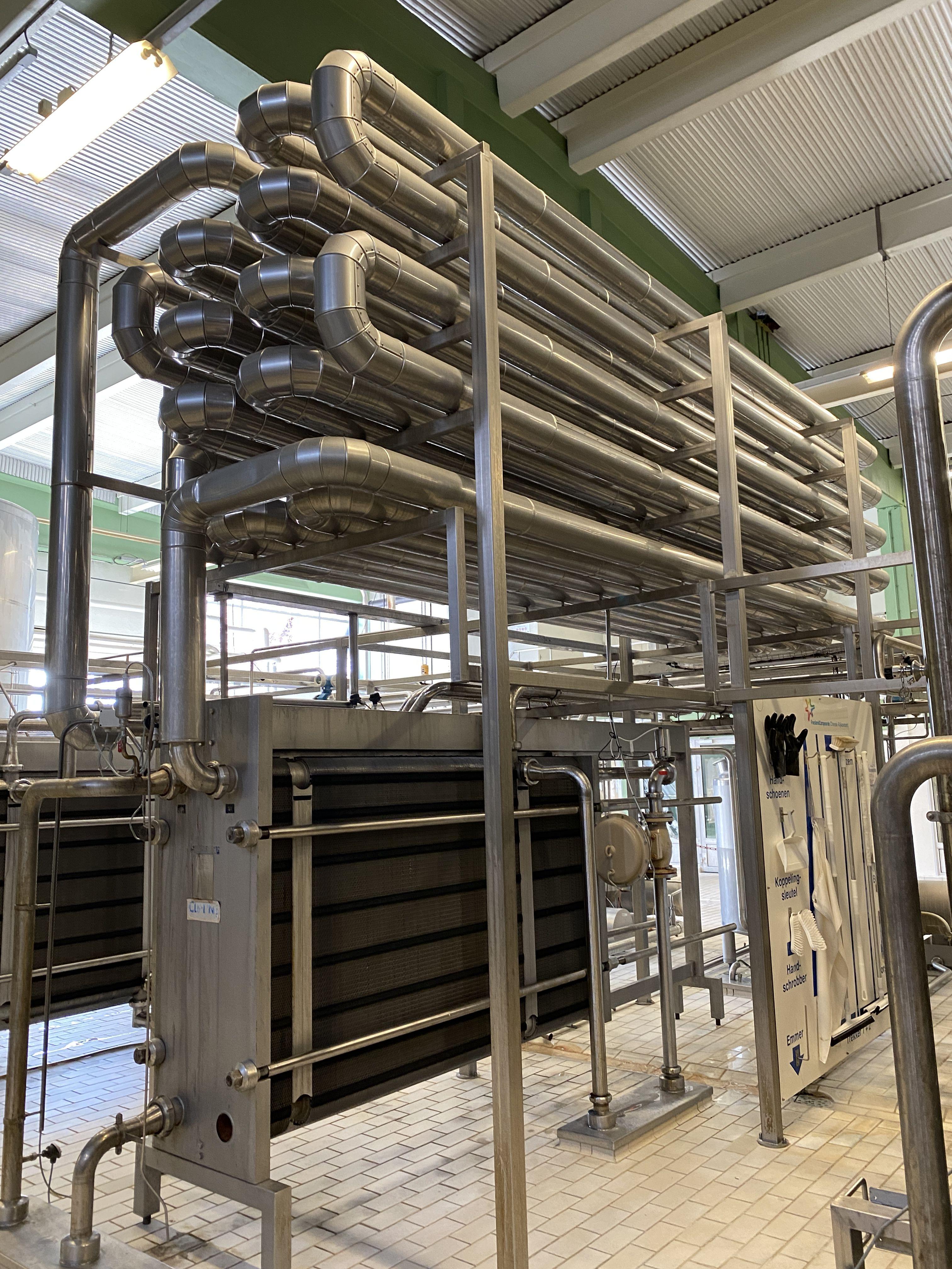 Alfa Laval Clip 10 Plate heat exchangers