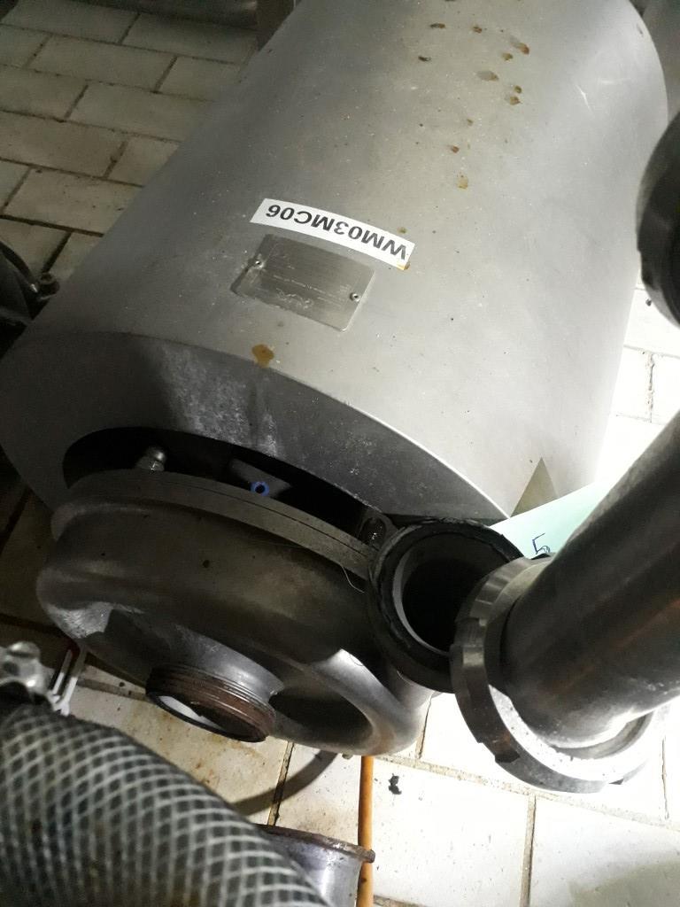 Alfa Laval LKH40/210 SSS Centrifugal pumps