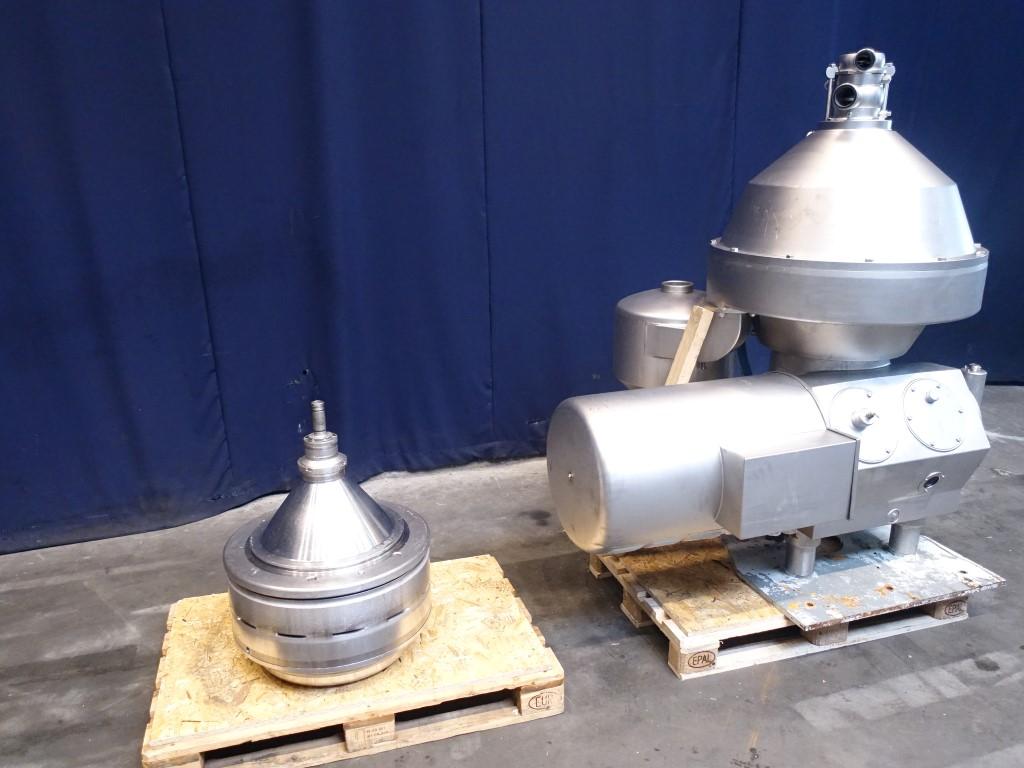 Alfa Laval SRPX 714 HGV-74C-50 Other separators