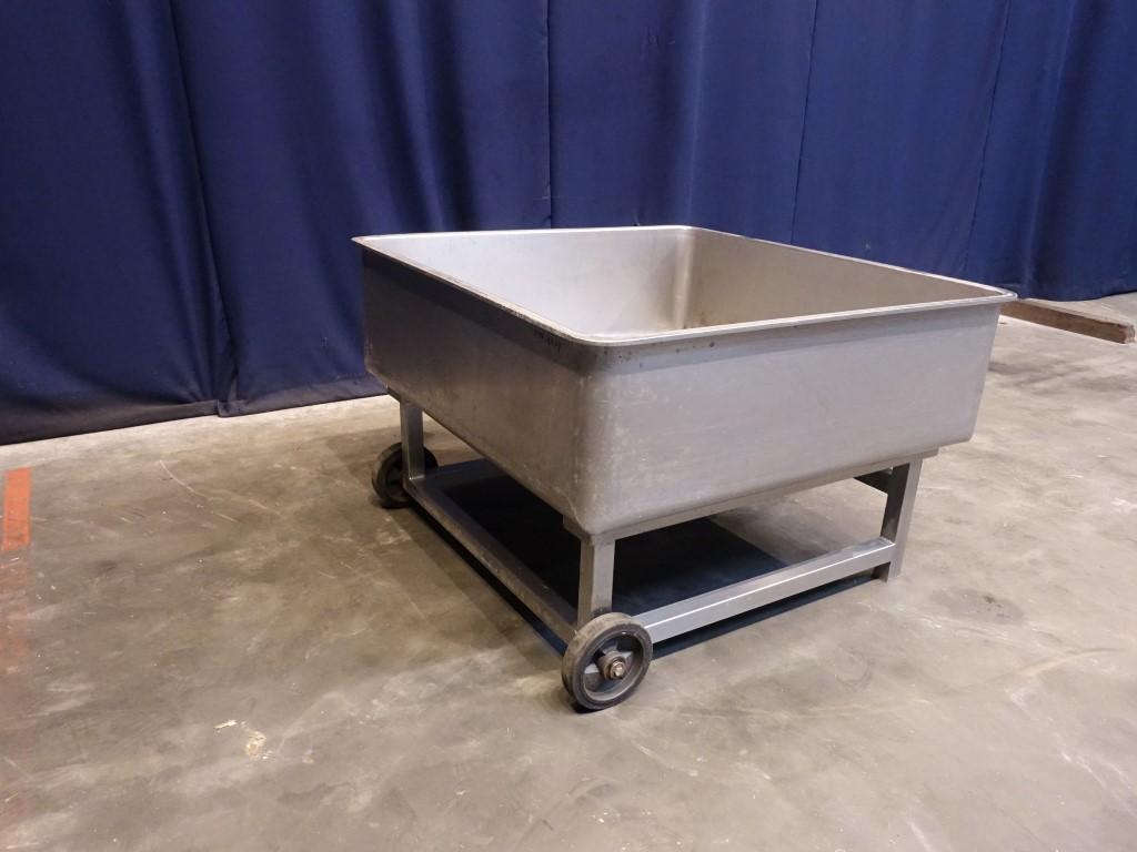 N.N. SS Open Vat Open vats