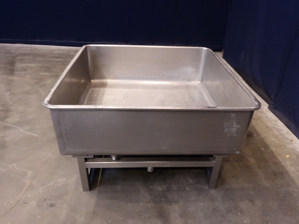 N.N. SS Open Vat Открытые ванны
