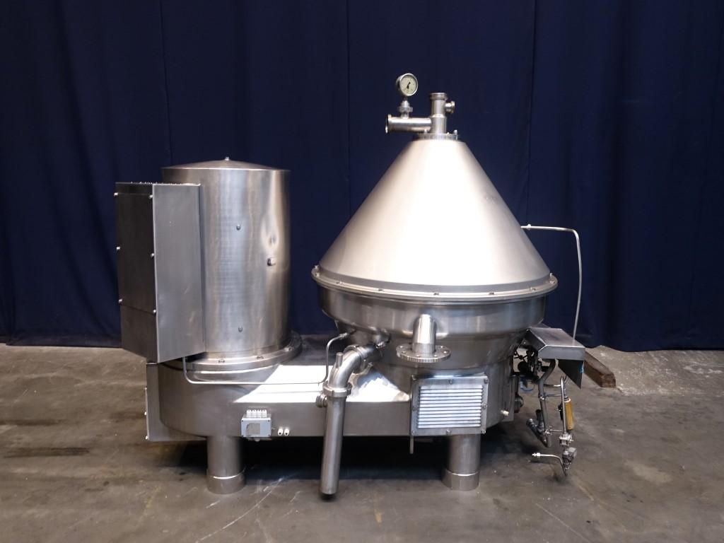 GEA Westfalia MSD 300-01-777 Cream separators