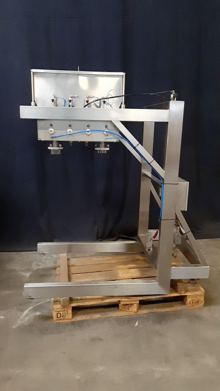 Meterite Piston filler Doseer machines