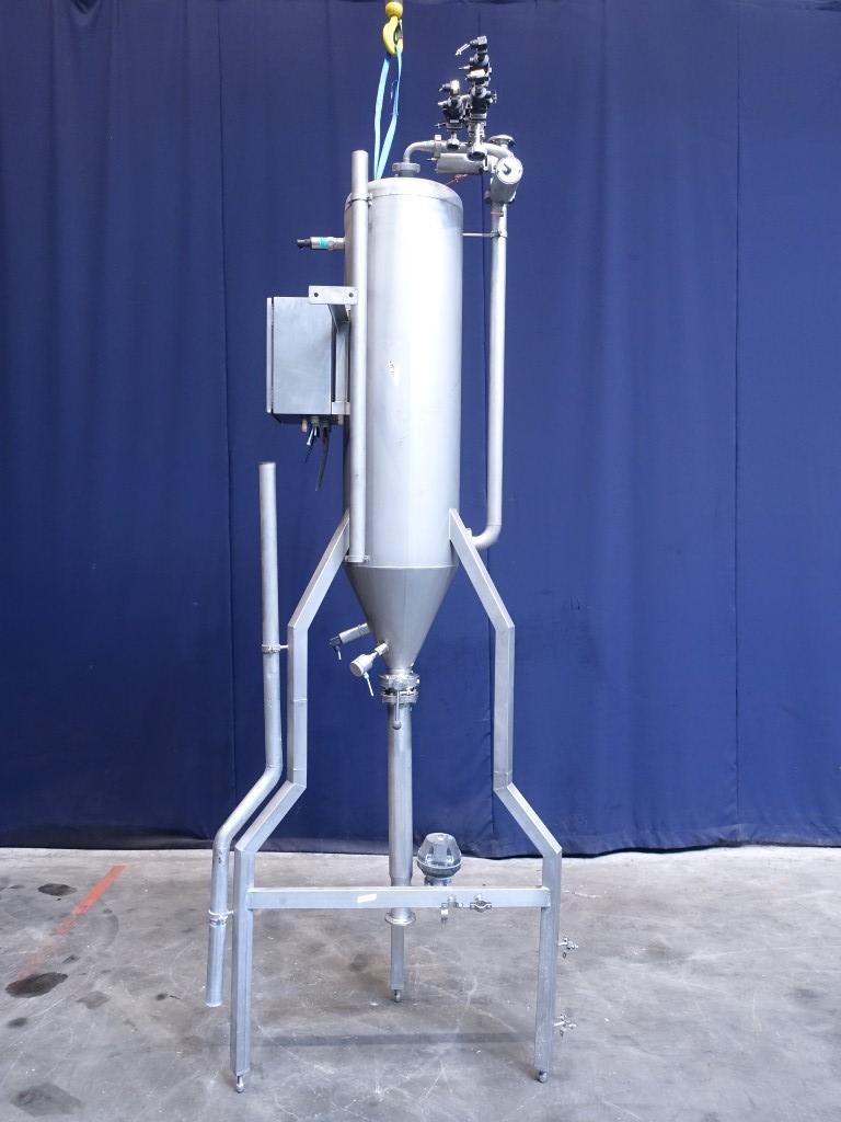 Miromatic vorlaufbehälter VB400/175 Storage tanks