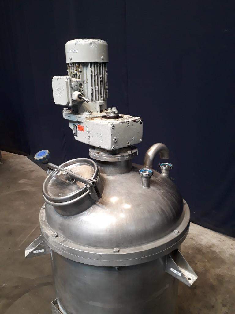 NM 150 Mix tanks
