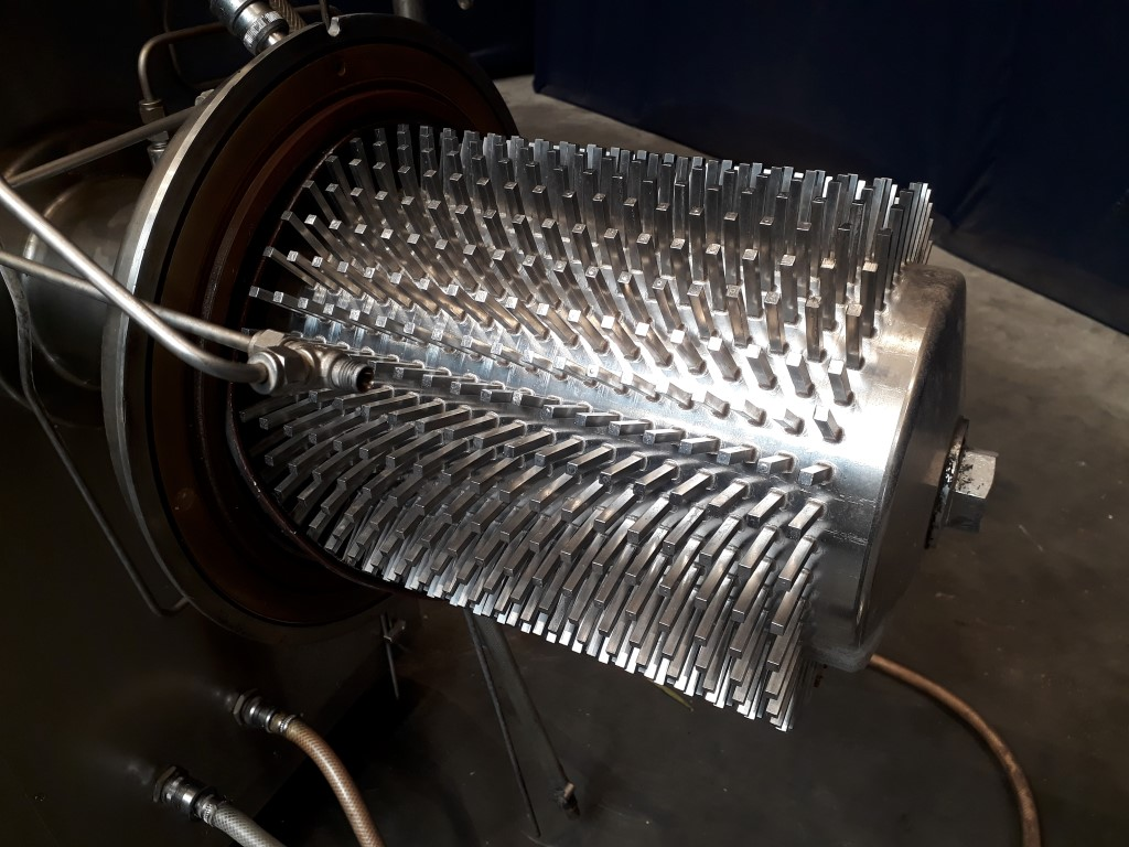 Mondomix UE50AS Foaming machines