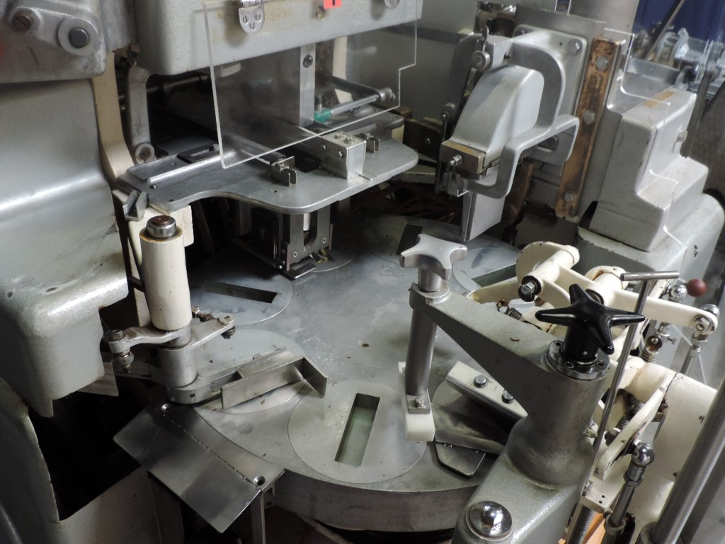 Benhil 8345 Butter/Margarine filling machines
