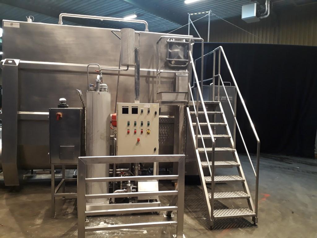 Simon Freres BAC 10000 Butter equipment