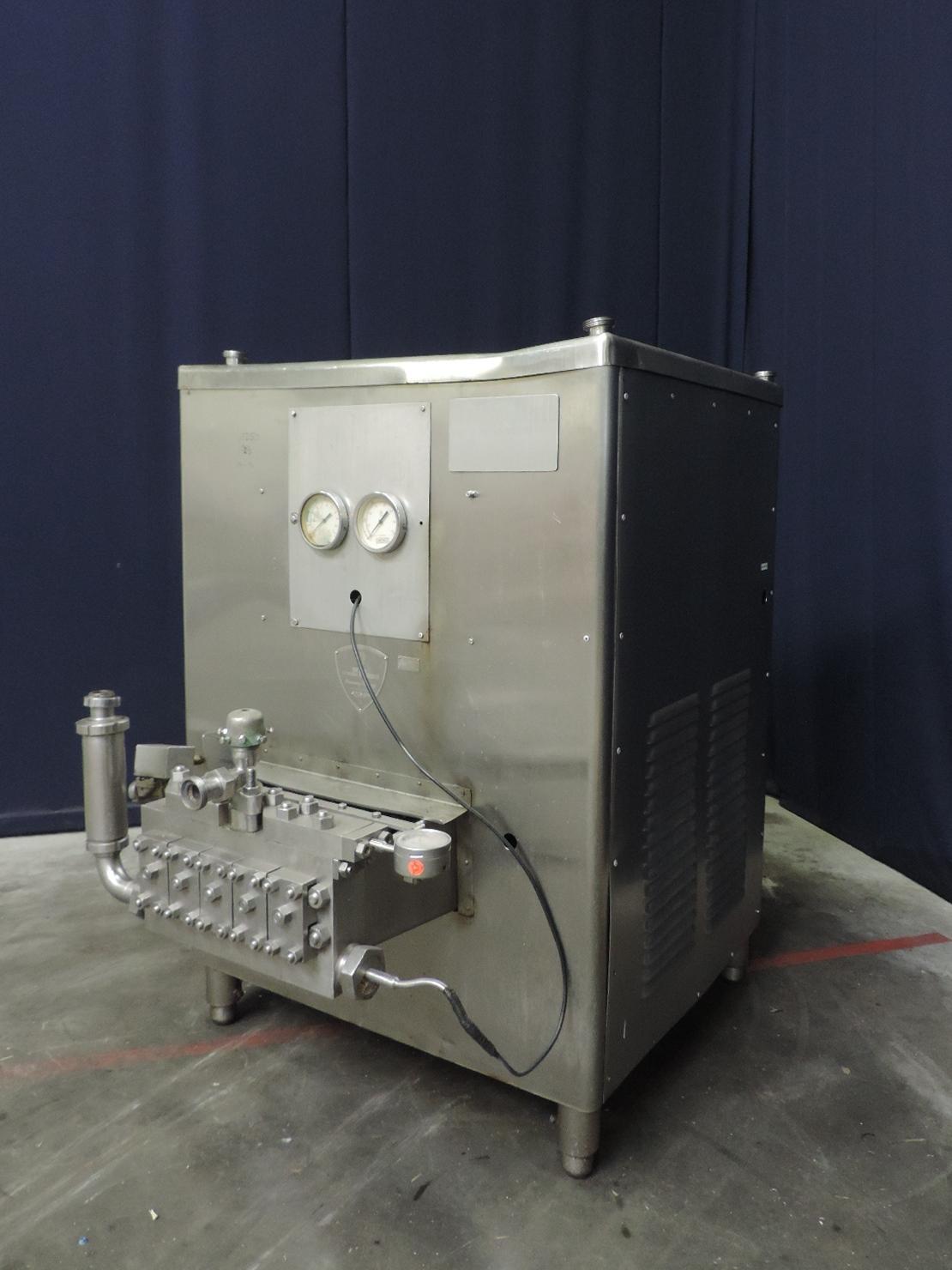 Crepaco 5DD425-3058 High pressure homogenisers