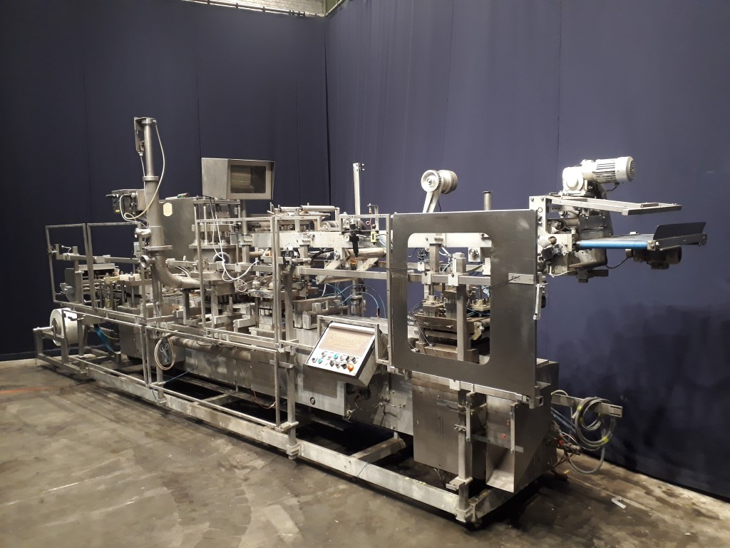 Hassia THL 24/28 Cup form, fill and seal (FFS) machines
