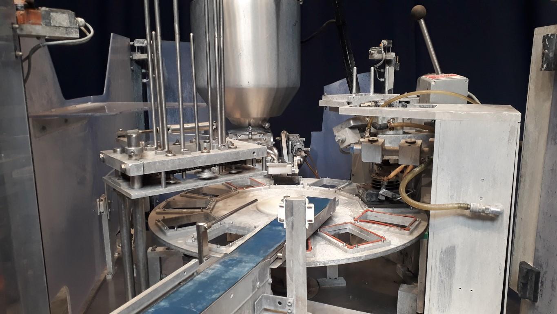 Waldner Dosomat 2.2 Cup filling machines