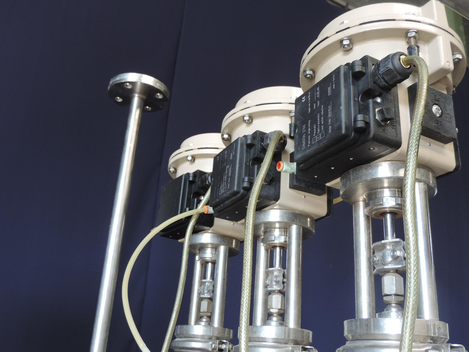 Tetra Pak Alcross M 1x38 Pilot Unidades de filtración (MF/UF/NF/RO)