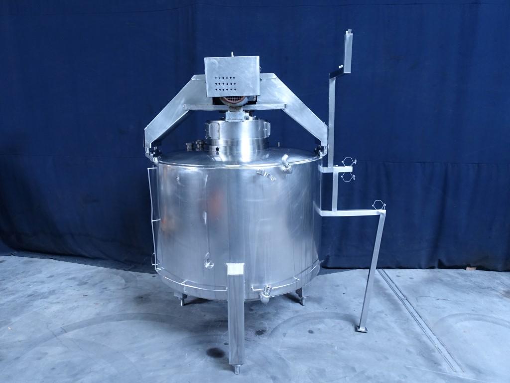 N.N. Creaming tank Processed cheese equipment