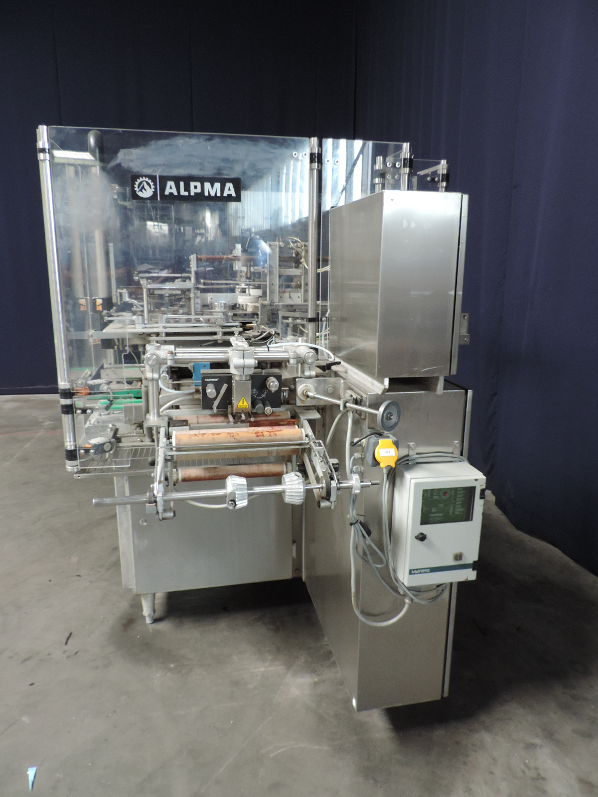 Alpma V-64/AV Cheese equipment