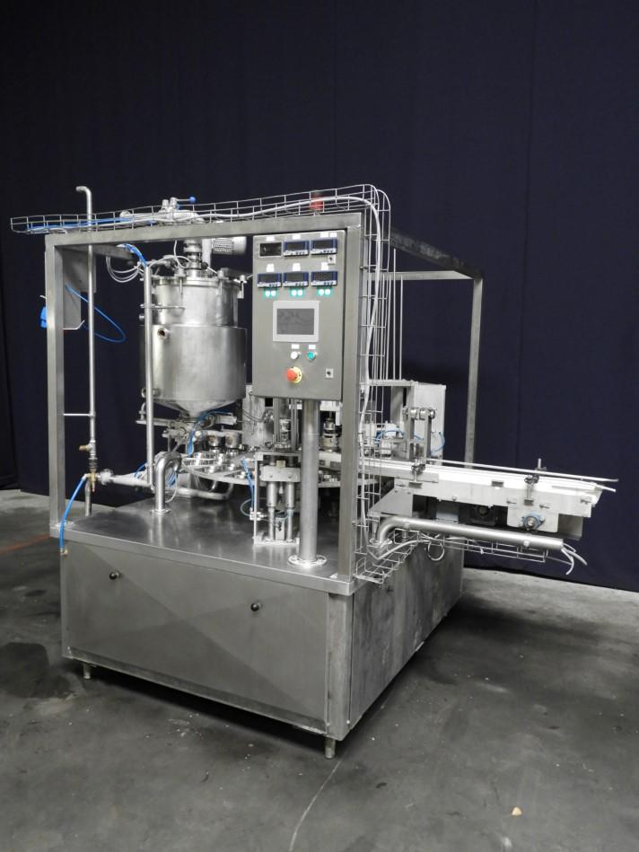Waldner Dosomat Cup filling machines