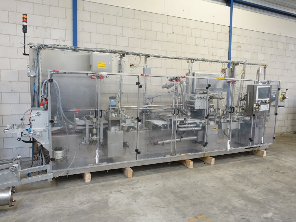 Hassia THL24/28 Cup form, fill and seal (FFS) machines