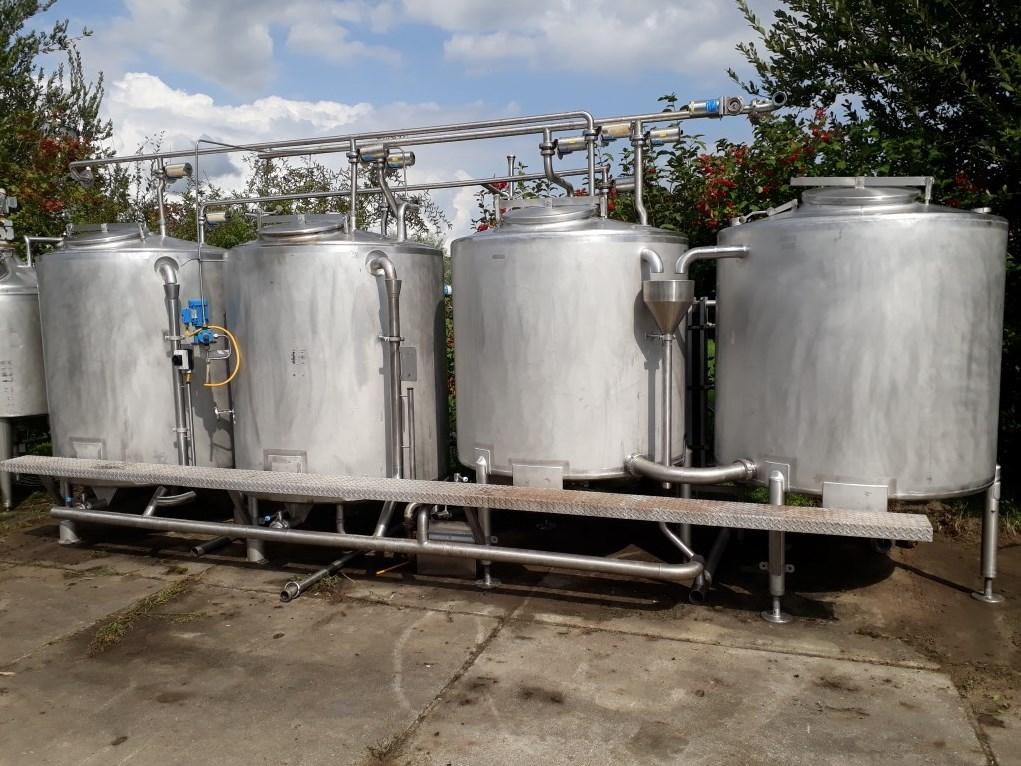 CIP Set CIP equipment