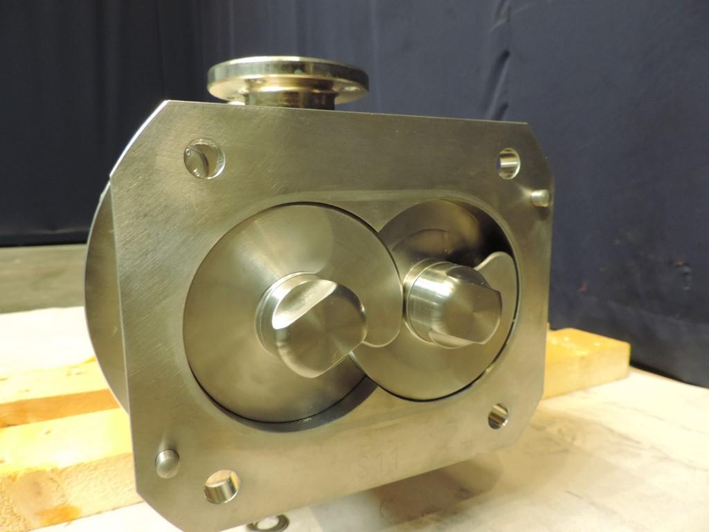 Bornemann SLH 80-20 Twin screw pumps