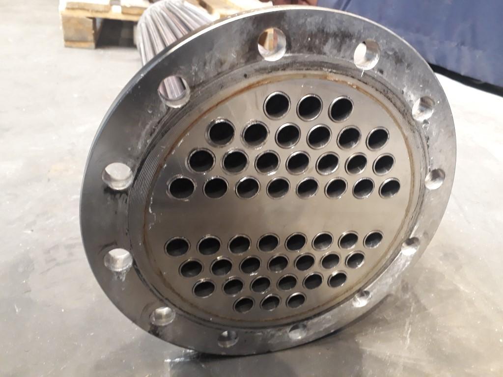 Wilhelm Deller KG TSA Tubular heat exchangers not sanitary