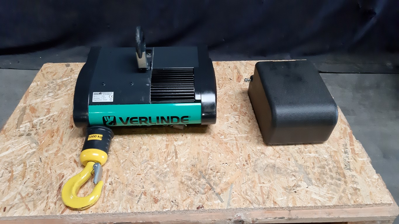 Verlinde VR5 1004 B2F Diverse / Overige machines