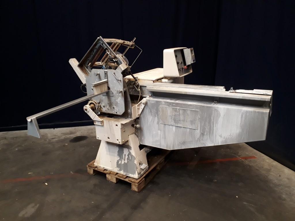 Alpma U-64 / ASa Cheese equipment