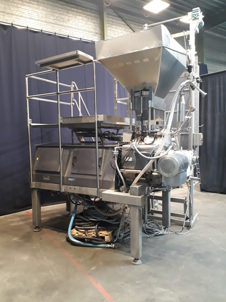Stephan TC/SK300 Processed cheese equipment