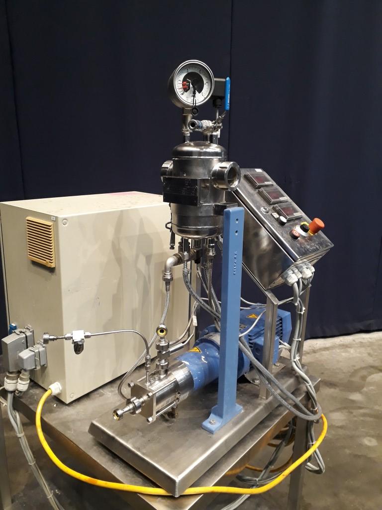 IKA DRL 3-5 Inline emulsifiers / mixers