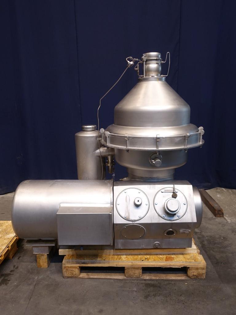 Alfa Laval MRPX 514 HGV Cream separators