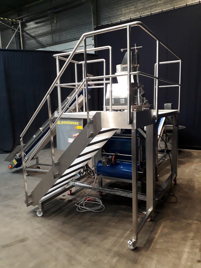 Pentavac 2100 TC Bag forming filling machines