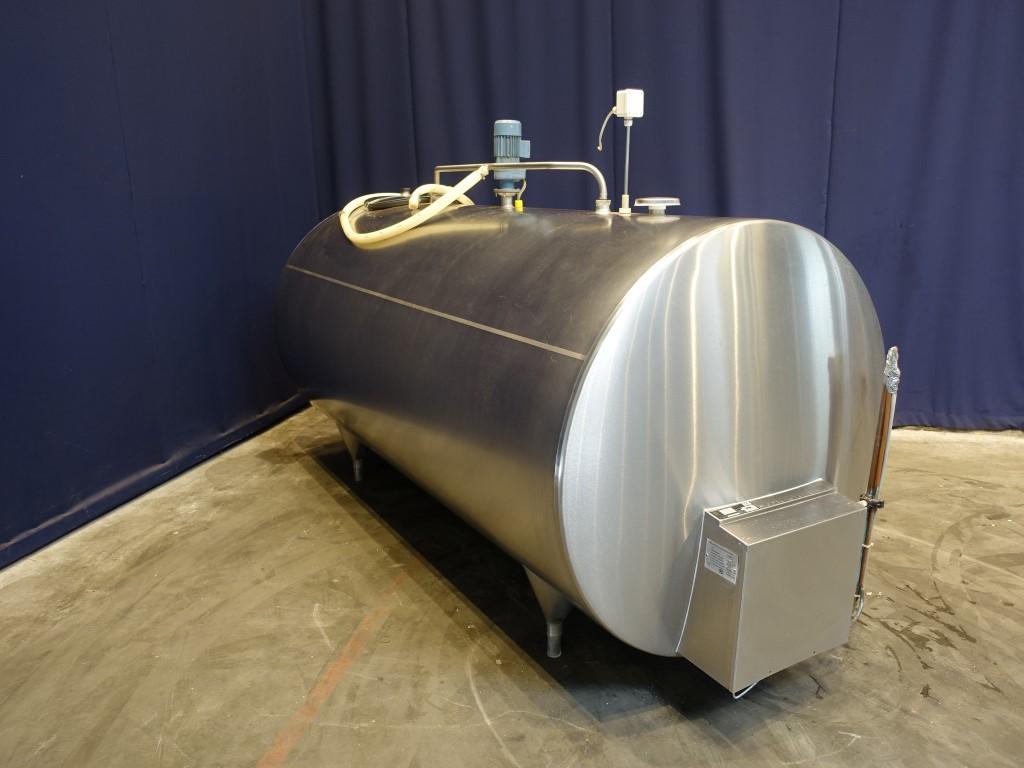 Dru 39 Storage tanks