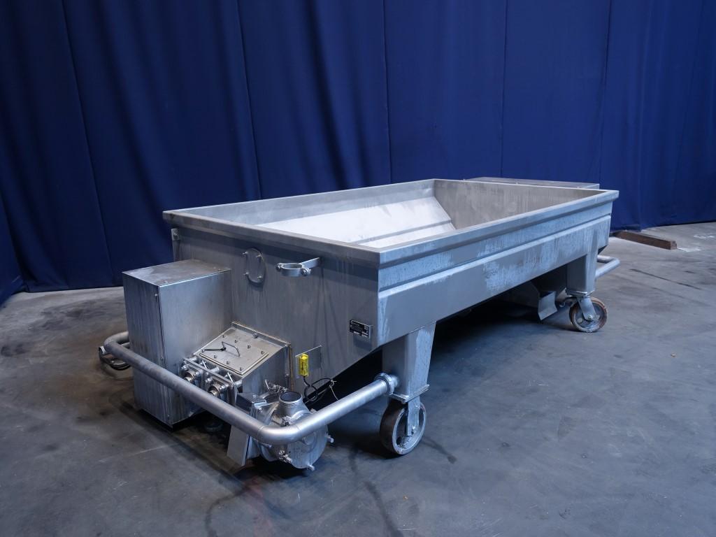 Gretier IA2000 Butter equipment
