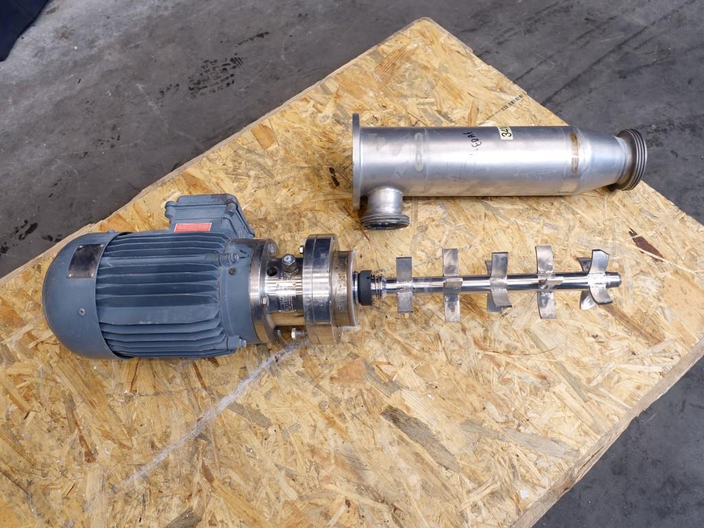 GTA RM2-65/50 Inline mixers