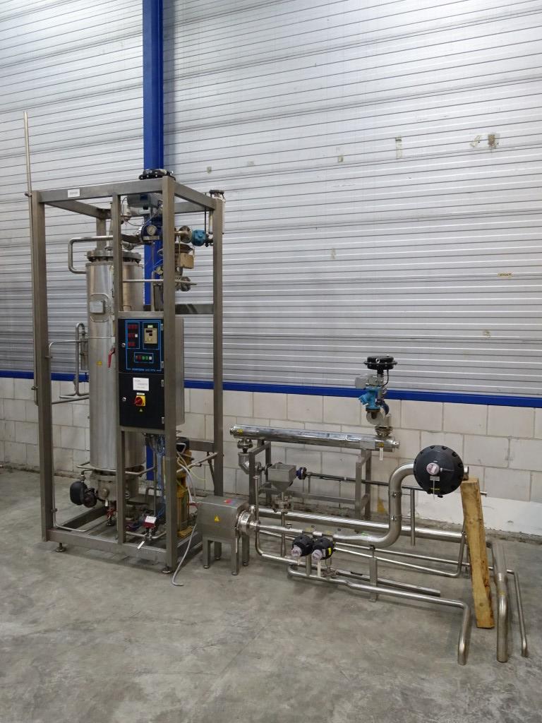 Kemiterm 350 PFS Sterile steam generator Miscellaneous Equipment