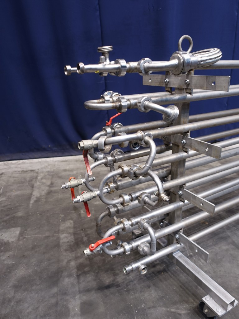 N.N. THE Tubular heat exchangers