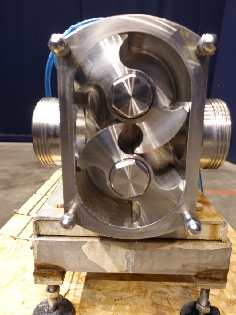 Fristam FLF 100L Lobe rotary pumps