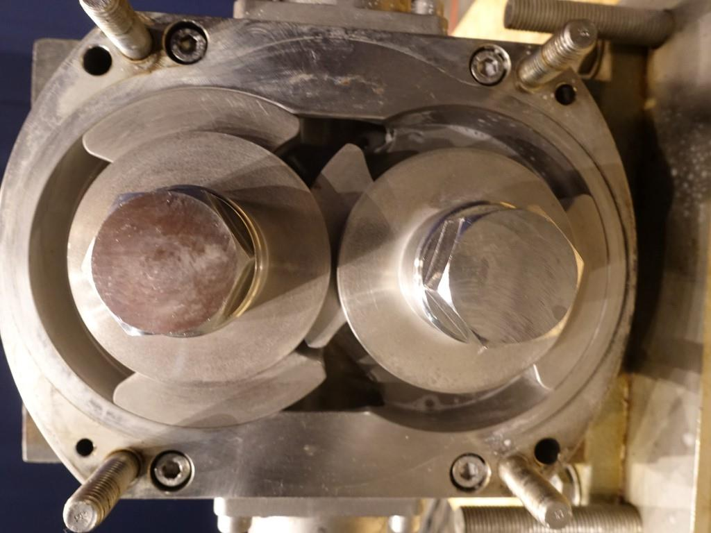Fristam FKFN 40 Lobe rotary pumps