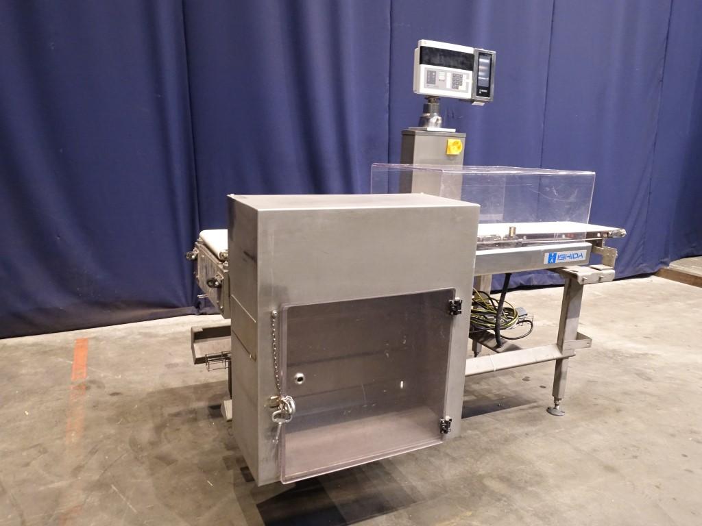 Ishida Check weigher Metal detectors/Check weighers