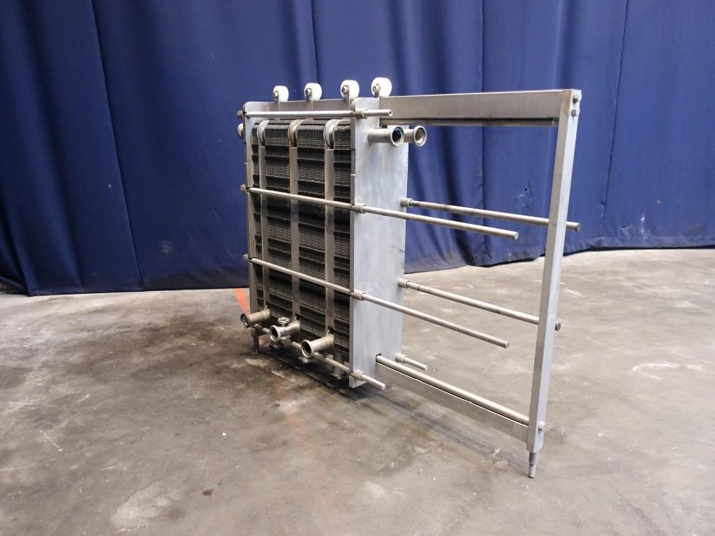 Flow Comm S20A Plate heat exchangers