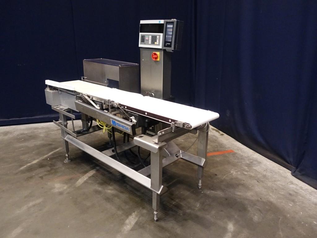 Ishida DACS-W-012-SB-WP-1-N Metal detectors/Check weighers