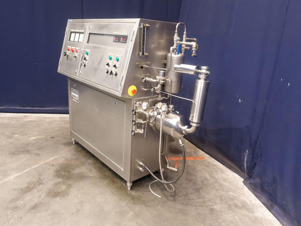Mondomix A-15 AS Foaming machines