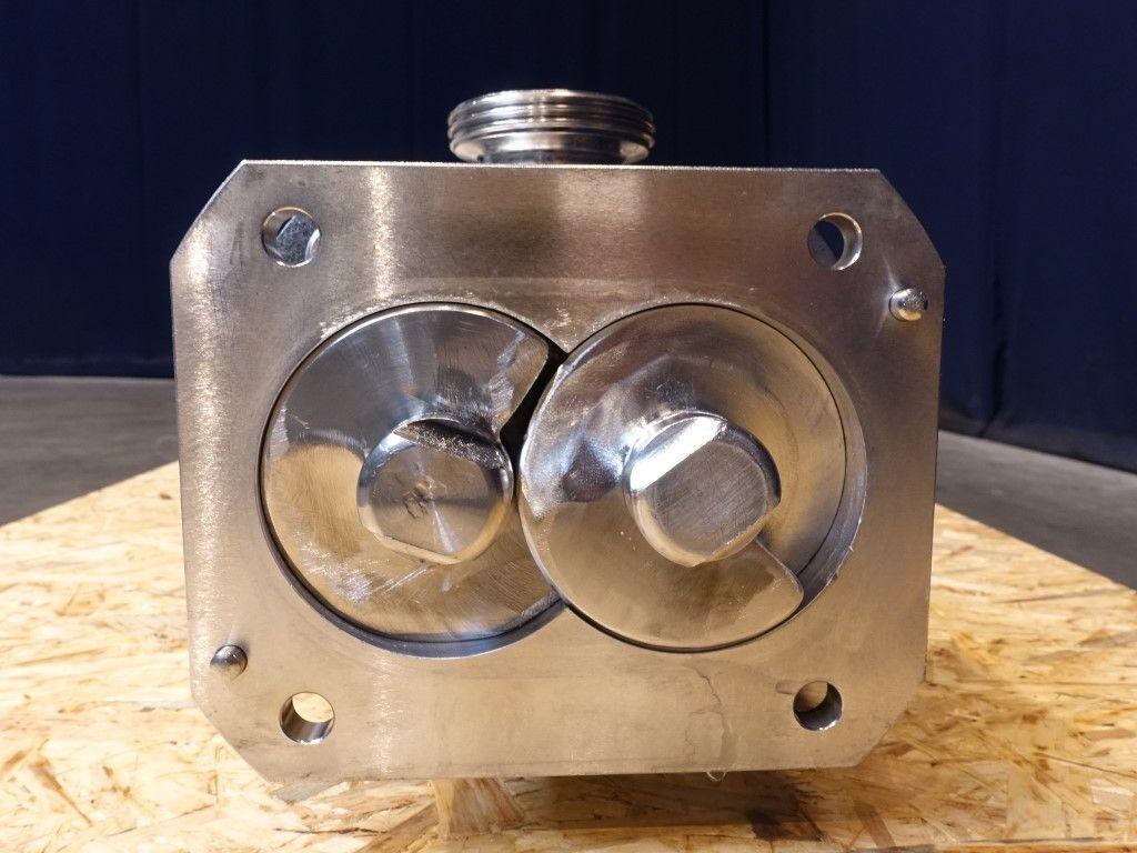 Bornemann SLH80-26 Twin screw pumps