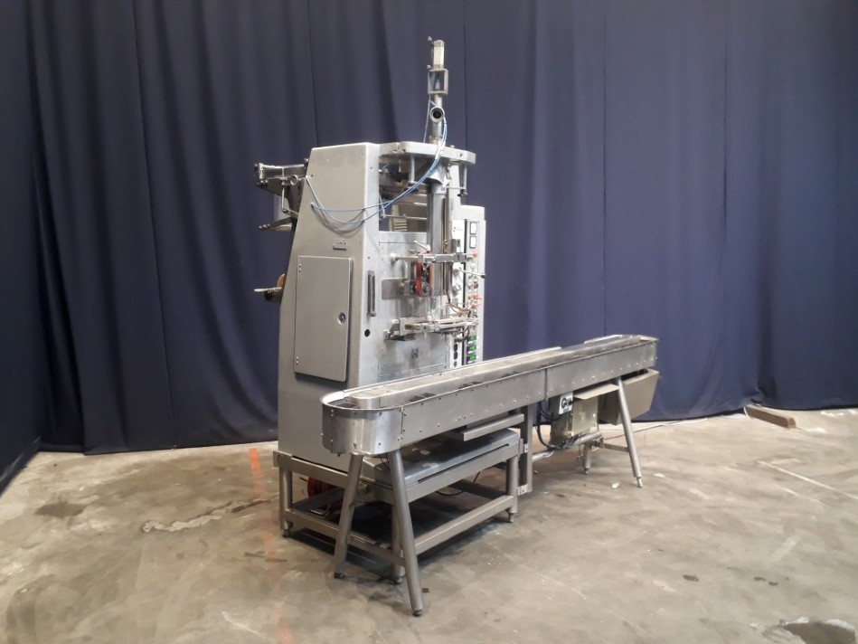 T/A Bag forming filling machines