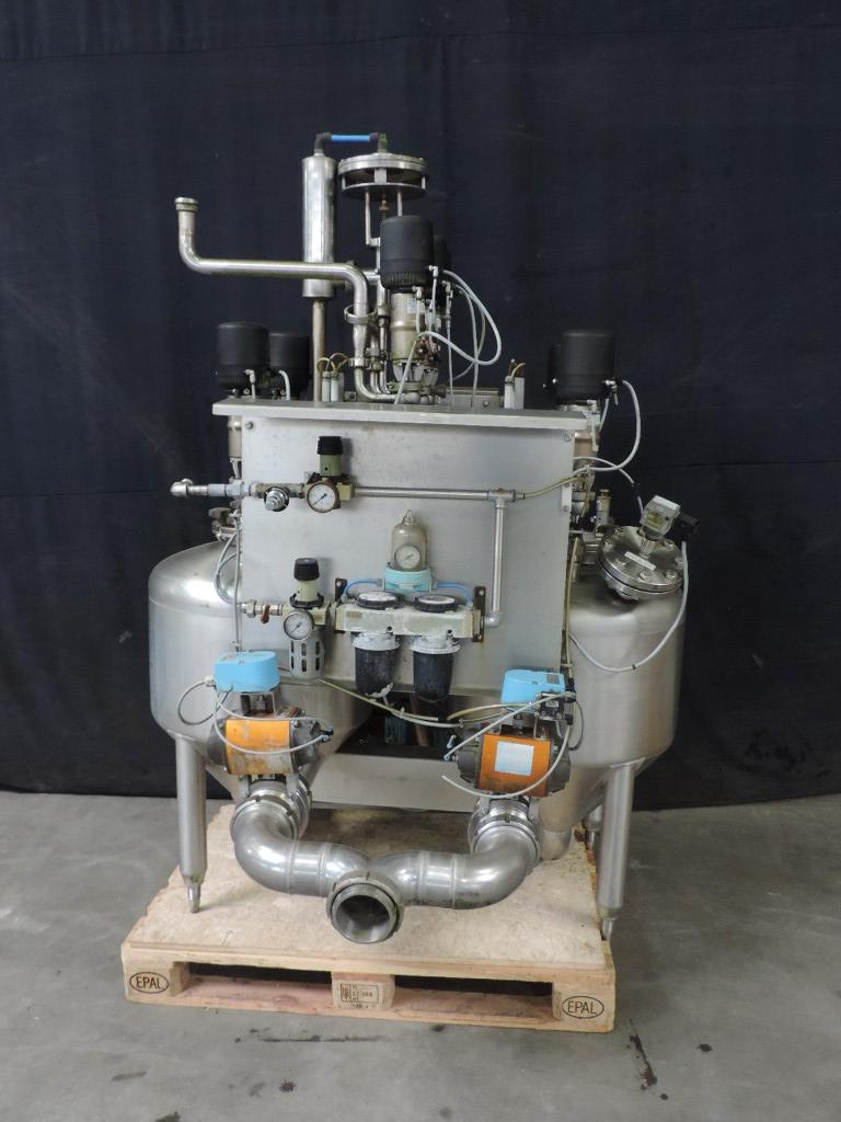 Waldner Continuous curd pump Other pumps