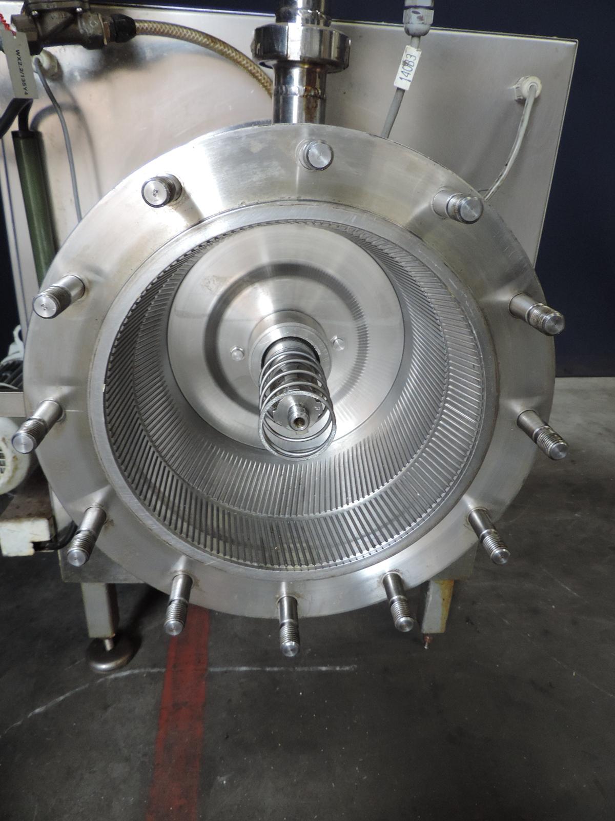 Schröder VR3 Margarine equipment