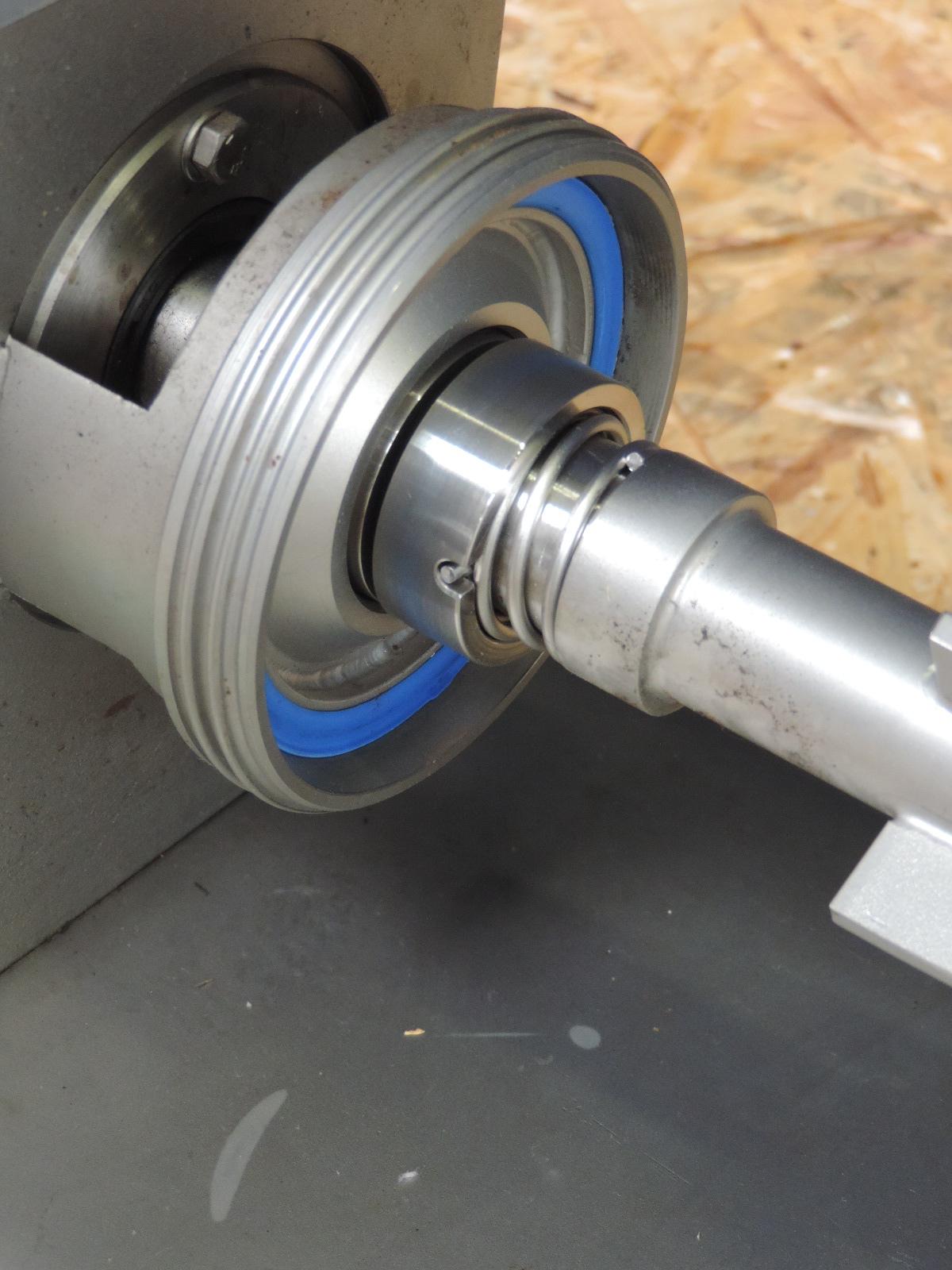 Miromatic KME 65-F Inline mixers