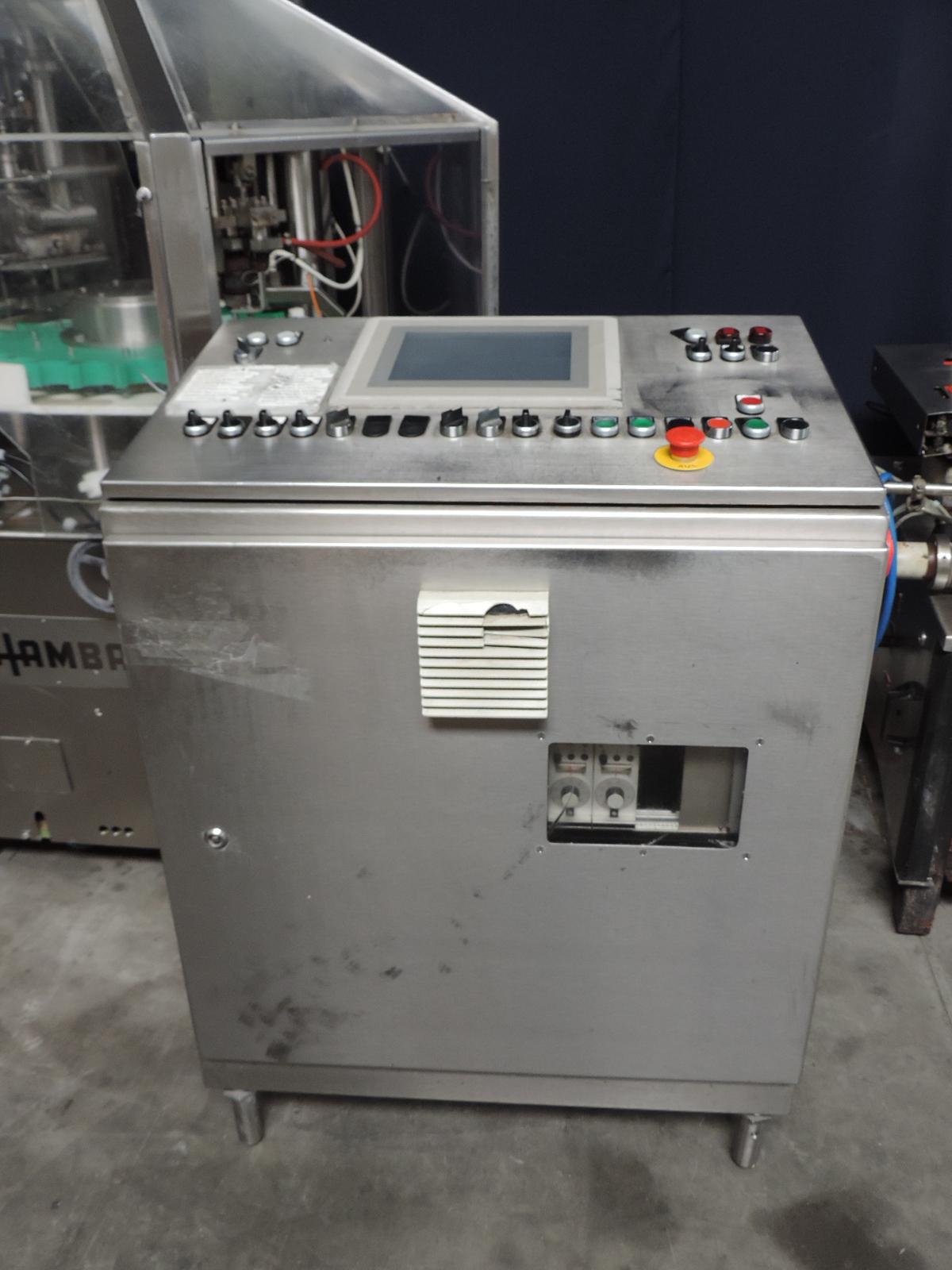 Hamba BF5012/2 Glass Bottle filling machines